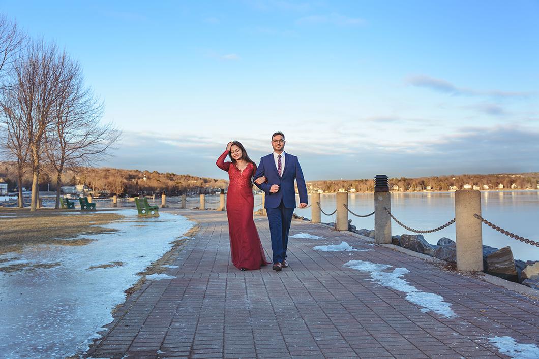 Vidhi and Jatin Engagement