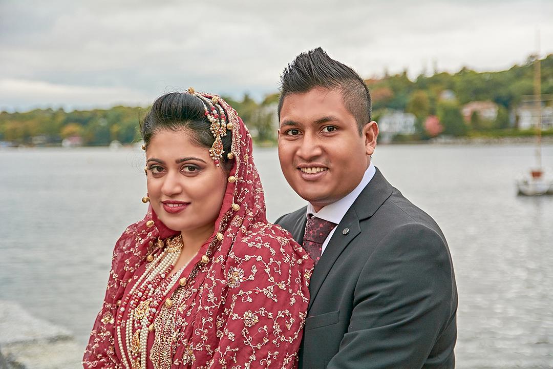 Zenab and Mirza Wedding
