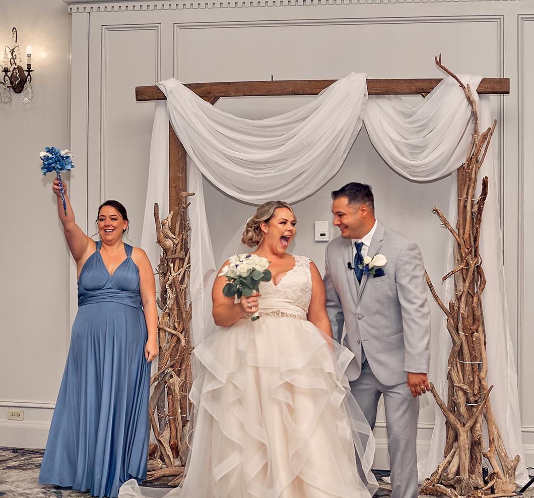Angela and Kyle Wedding