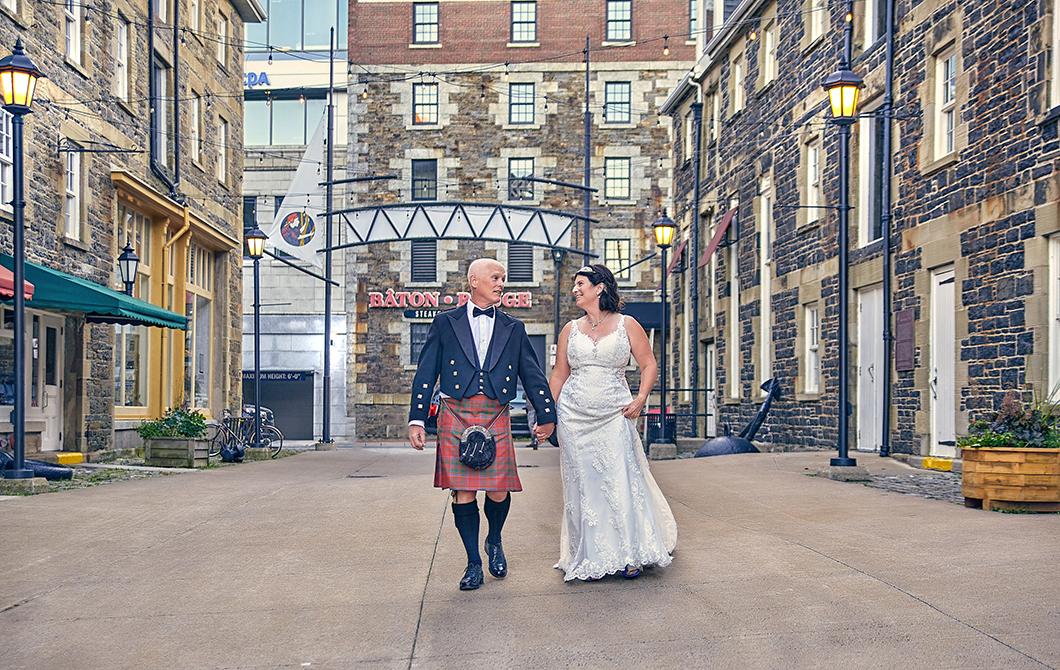 Lisa and Mike Wedding