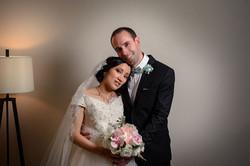 Alice and Tim Wedding