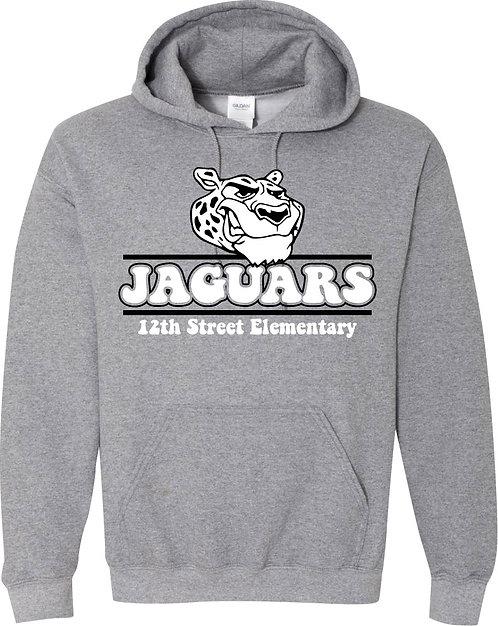 Adult Jaguar Hoodie