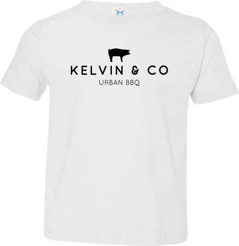 Kelvin & Co Toddler Tee