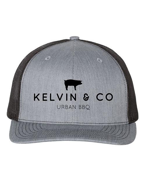 Kelvin & Co Snapback Cap