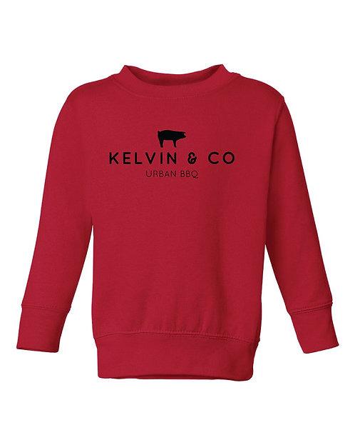 Kelvin & Co Toddler Sweatshirt