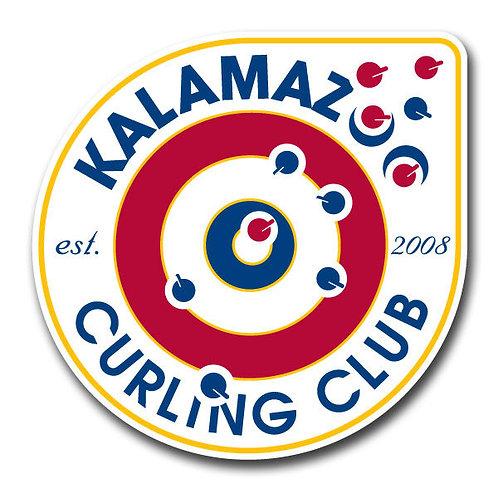 KZCC 10th Anniversary Pin