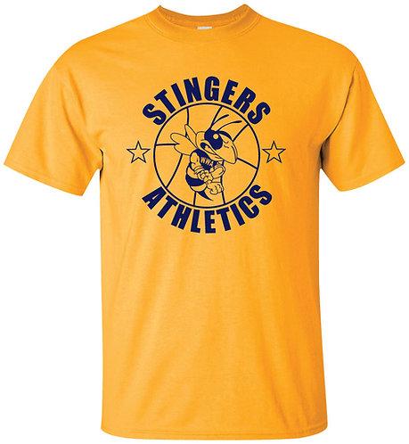 Stingers Athletics Short Sleeved Tee