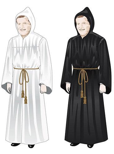 Basic Hooded Robe