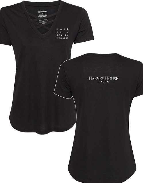 HHS Cage Front Tee