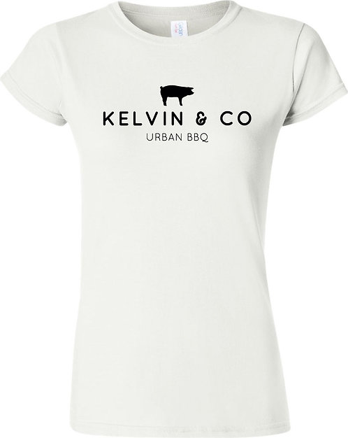 Ladies' Kelvin & Co Softstyle Tee