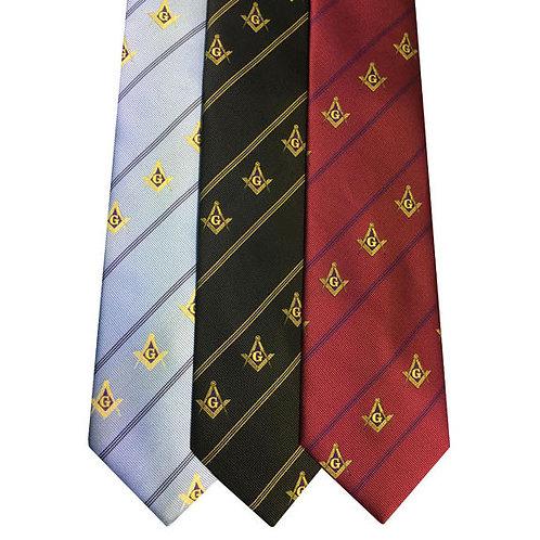 Master Mason Tie