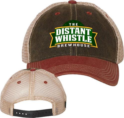Embroidered DW Trucker Hat