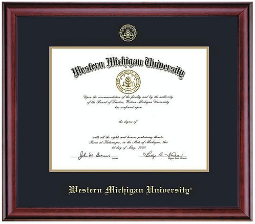 Classic Single Diploma Frame