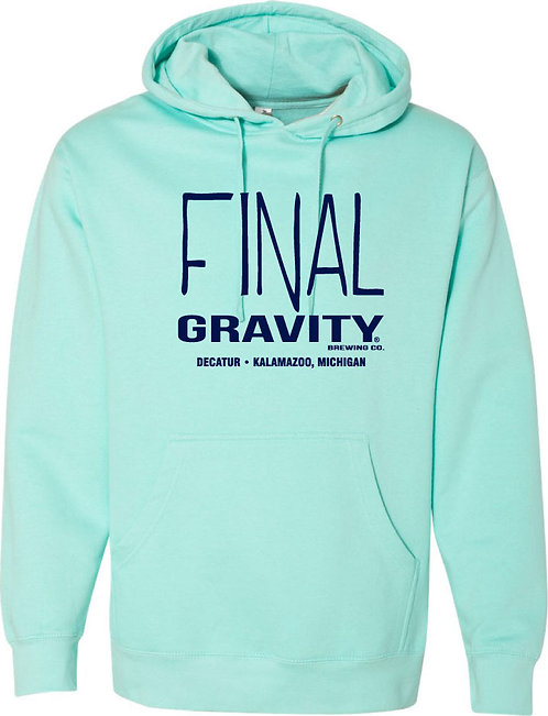 Midweight FG Hooded Pullover Sweatshirt