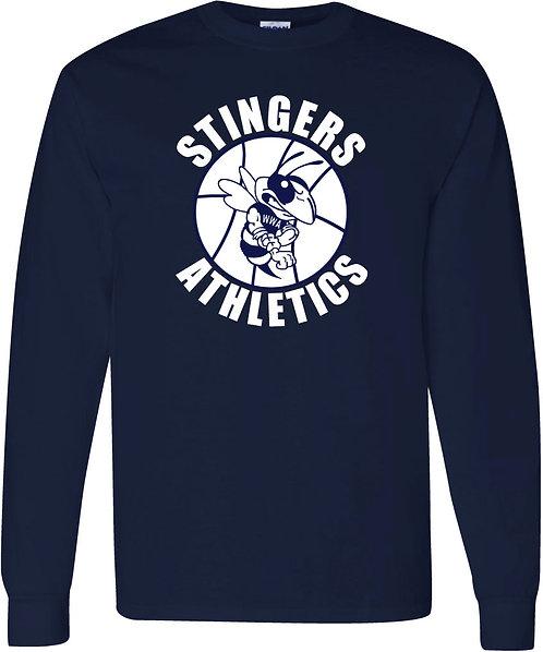 Stingers Athletics Long Sleeved Tee