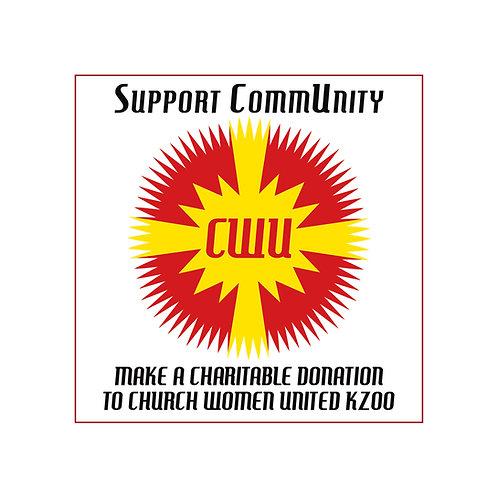 CWU Donation