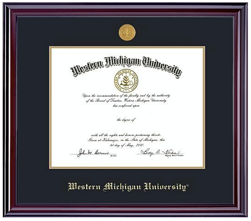Elite Single Diploma Frame