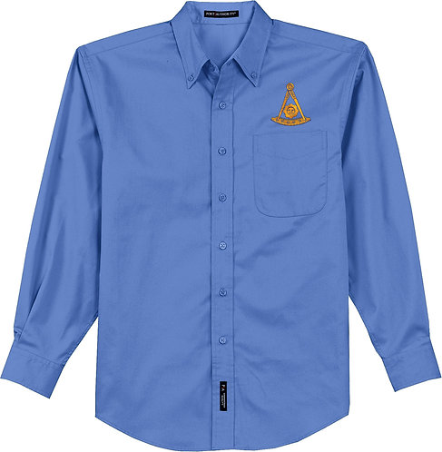 Long Sleeved Easy Care Shirt - Tall Sizes
