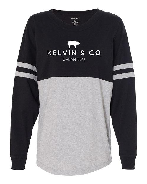 Kelvin & Co Ladies' Pom Jersey