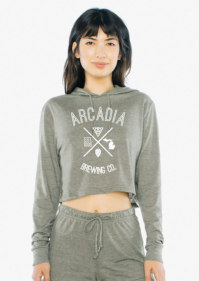 Arcadia Est. Cropped Hood