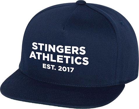 Stingers Athletics Embroidered Ball Cap