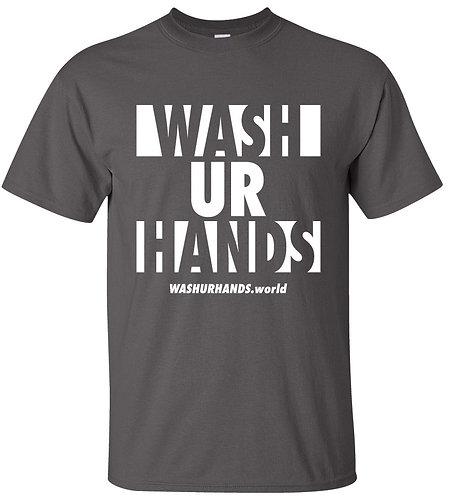 WASH UR HANDS TEE