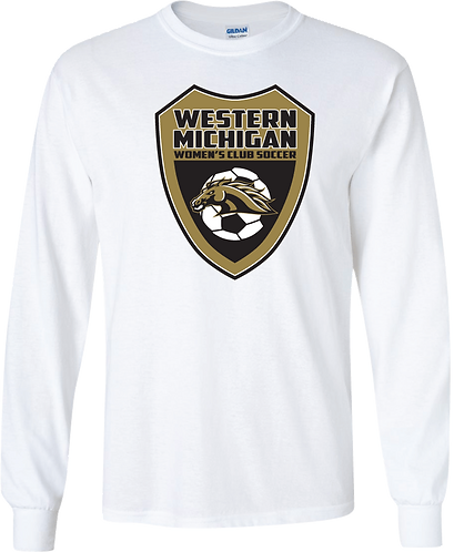 Wm Club Soccer Long-Sleeved Shield Tee