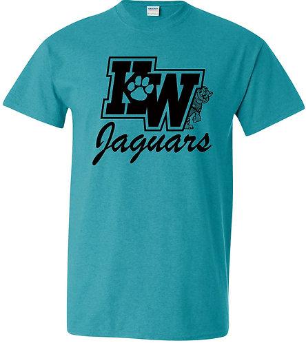 King-Westwood Jaguars Unisex Tee