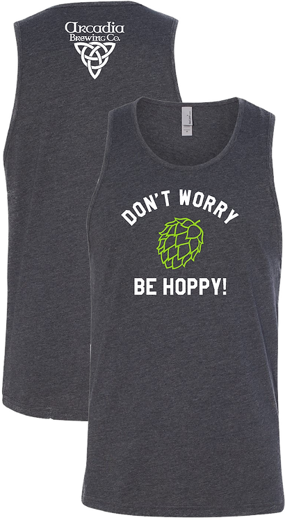 Don't Worry Men's Tank