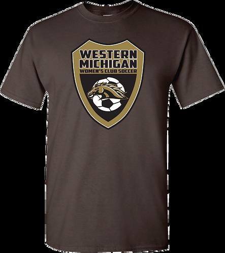 Wm Club Soccer Short-Sleeved Shield Tee