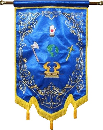 IOOF 2nd Degree Banner