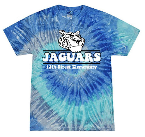 Youth Jaguar Pigment-Dyed Tee