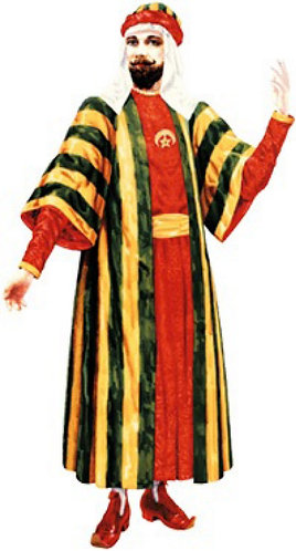 First or Second Ceremonial Master
