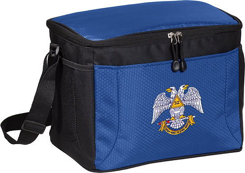 Embroidered 12-Pack Cooler