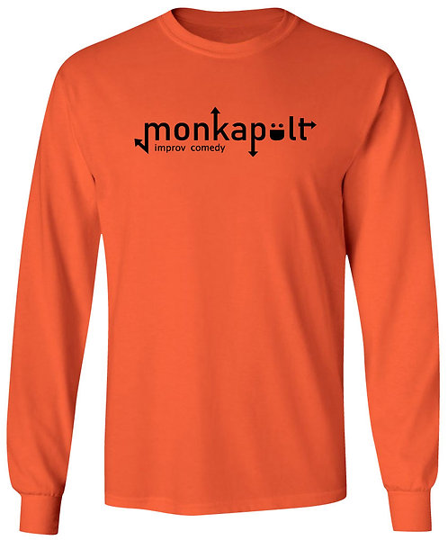 Monkapult Arrows Long Sleeved Tee