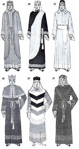 Mix & Match Costumes