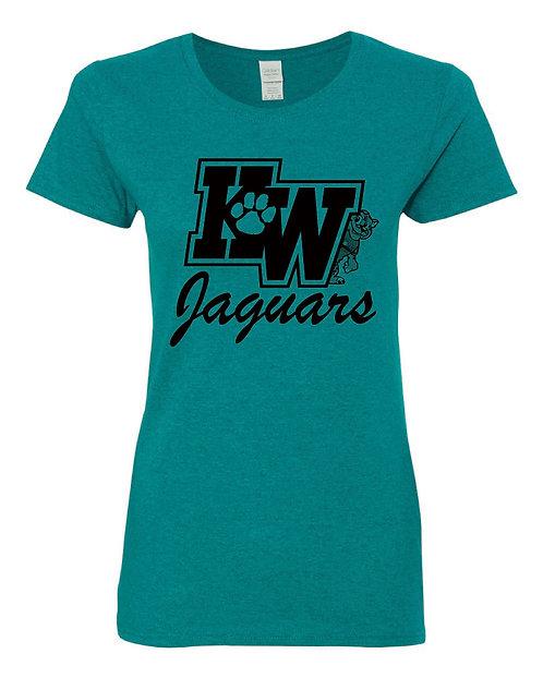King-Westwood Jaguars Ladies' Tee