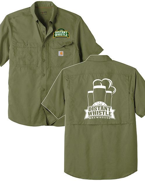 DW Embroidered Carhartt Work Shirt-EMP