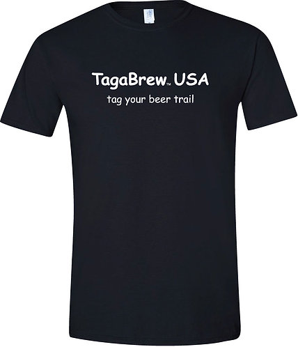 TagaBrew Softstyle Tee