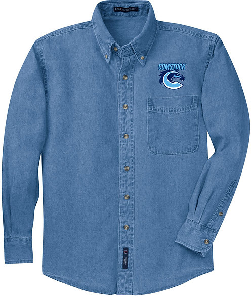 Comstock Men's Denim Shirt