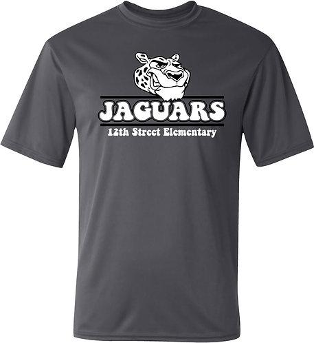Adult Jaguar Performance Tee