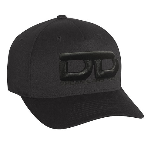 Black Dreamcars Daily Embroidered Hat