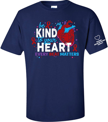 Be Kind to Your Heart Tee