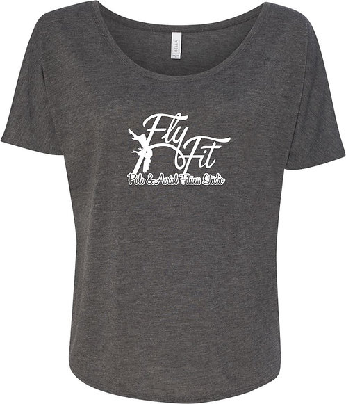 Fly Fit Slouchy Tee