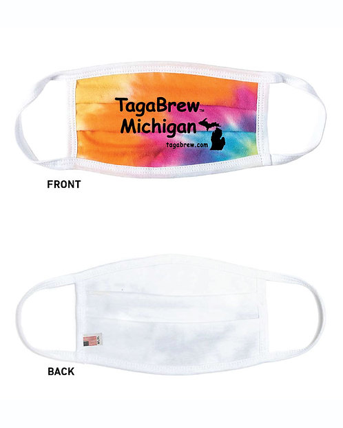 TagaBrew Michigan Masks