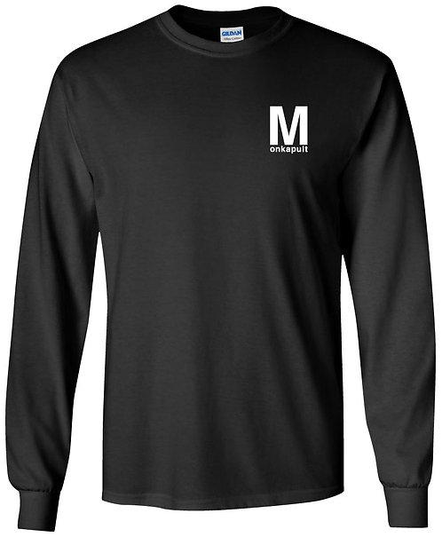 Monkapult M Long Sleeved Tee