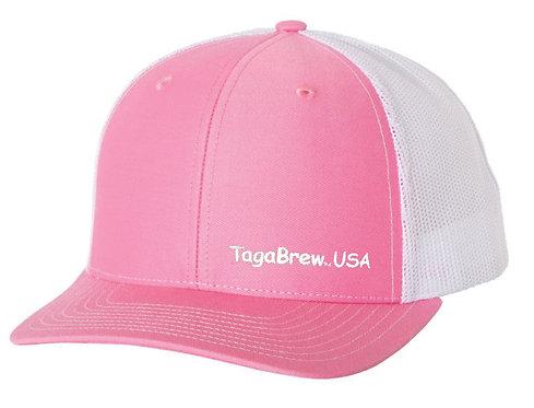TagaBrew Snapback Trucker Hat