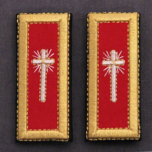 Past Commander Shoulder Straps