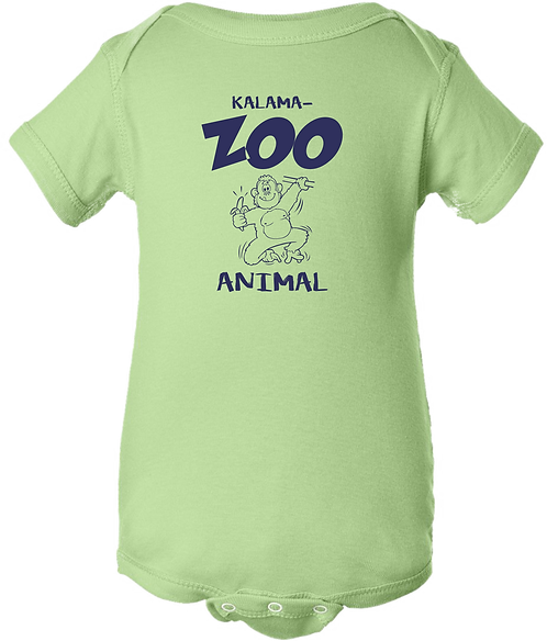Zoo Animal Onesie