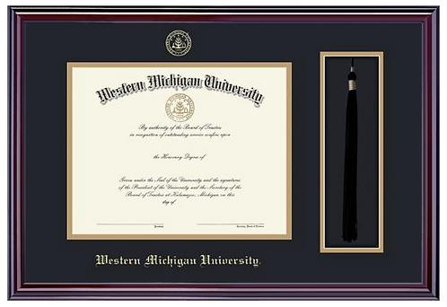 Elite Tassel Diploma Frame